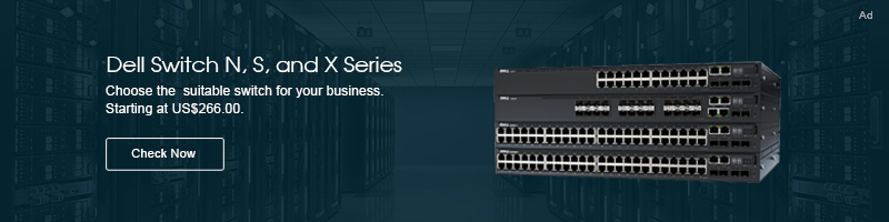 dell switch n s x series