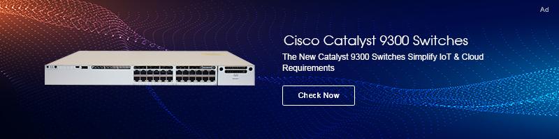 catalyst 9300