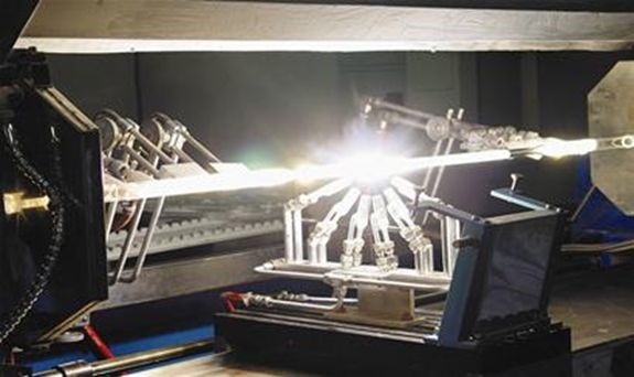 How to manufacture an Optical fiber