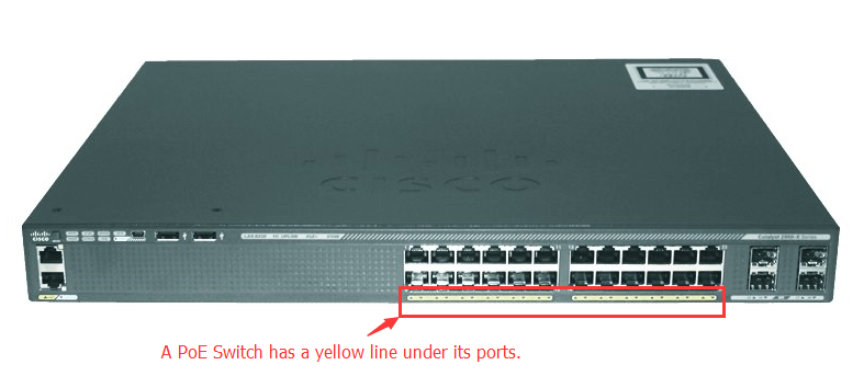 cisco poe switch catalyst 2960x
