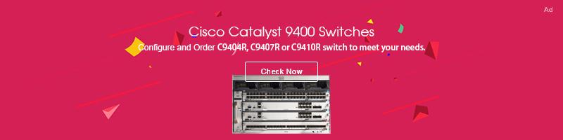 configure catalyst 9400