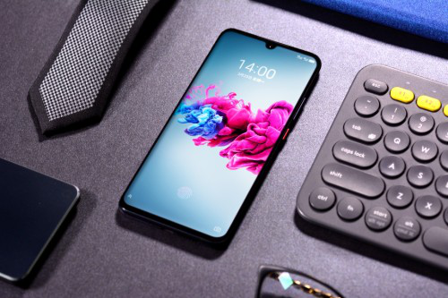 5G Video Phone ZTE Axon 11, Recording the Pace of Life Returning ...