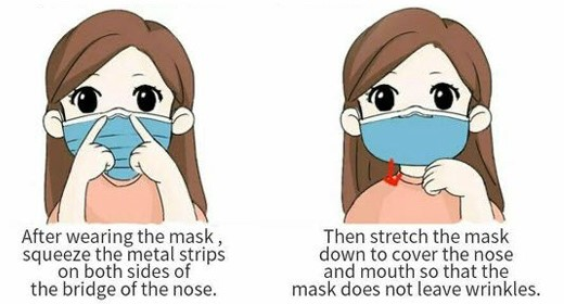 how to wear mask-2