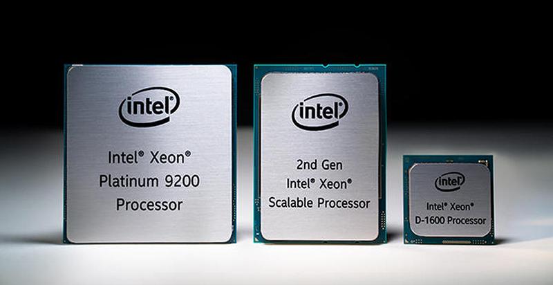 The Intel Xeon Family