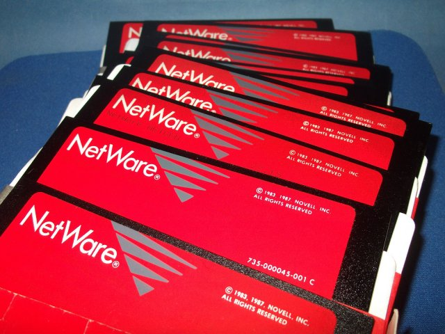 Netware operating system