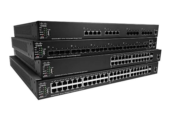 cisco 550x switch