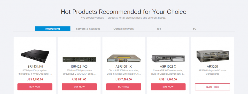 order from router-switchcom