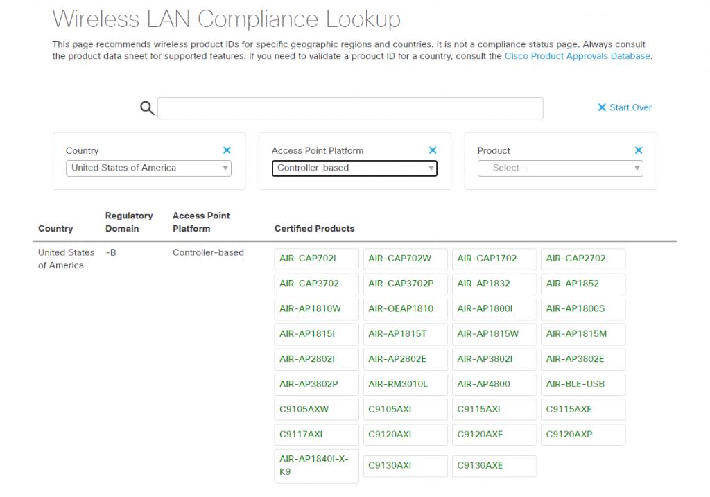 cisco ap compliance lookup-3