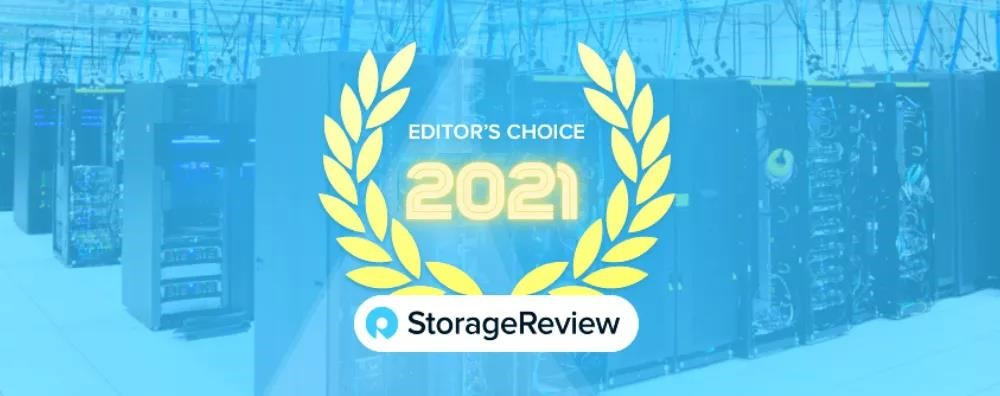 2021 Editors' Choice Award