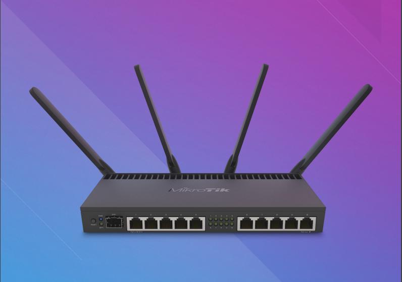 MikroTik 4011 Series WiFi Router