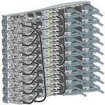 Cisco Catalyst 3750-X: Redundant StackPower Cabling Information