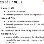 Cisco ACL In and Out Questions