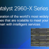 Cisco Catalyst 2960-X Comparison & Features