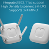 Cisco Aironet 2700 Series: High Density Experience and 802.11ac