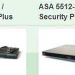 ASA 5505 vs. ASA 5510 vs. ASA 5512-X vs. ASA 5515-X