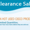 Clearance Sale! Hot Used Cisco Products at Hot Prices at Router-switch.com
