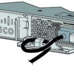 How to Install or Replace an AC Power Supply in a Cisco 2960-X Switch?
