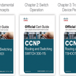 New Cisco CCNP Routing & Switching 2014