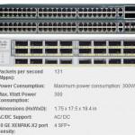 Cisco Catalyst 4948E-F & 4948E Ethernet Switch Review