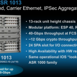 Cisco ASR 1000 Series Can Help Solve…
