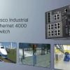 Cisco IoT Part-Cisco Industrial Ethernet 4000 Switches, Designed for Harsh Conditions
