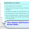 Cisco Aironet 1810 Series OfficeExtend Access Points Overview