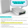 The New Cisco Aironet 1810W Series APs and Its Data Sheet