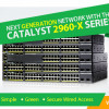 Why SELECT Cisco 2960-X Series?