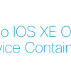 Introducing the Cisco IOS XE Open Service Containers