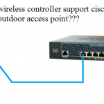 Can Cisco 2504 Wireless Controller Support 1552E Access Point