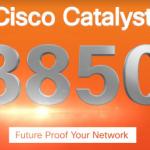 New: Cisco 3850 as Mobility Controller