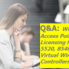 Q&A: Wireless Access Point Smart Licensing for…Cisco 5520, 8540 and Virtual Wireless Controllers