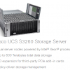 Cisco's New Storage Optimized UCS Server-UCS S3260
