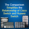 Cisco Switch or Huawei Switch? You May Find Answer Here