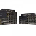 Something New on Cisco 350X Series Stackable Managed Switches