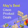 May's Best Cisco Product Deals at Router-switch.com