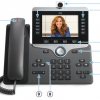 How to Start Your Cisco IP Phone 8800?