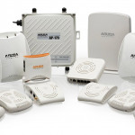 Selected Aruba Wireless Access Points and Mobility Controllers