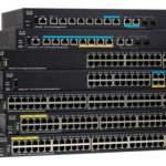 Cisco 350X Series Stackable Managed Switches-Models and Ordering Information