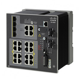 Cisco IE Switches Comparison: IE1000 vs. IE2000 vs. IE3000 vs. IE4000 vs. IE5000