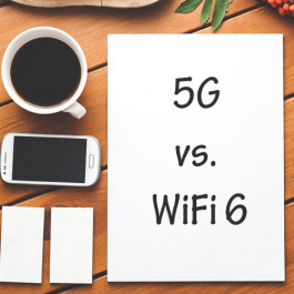 5G vs. WiFi 6: Should they have a win-win cooperation?