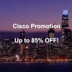 Cisco Promotion in July, Limited Time Offer! Up to 85% Off!