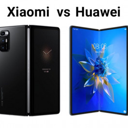 Xiaomi Mix Fold or Huawei Mate X2, Which One Is Your Favorite?