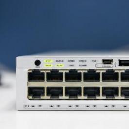 Huawei Switch PoE Configuration