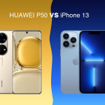 iPhone 13 PK HUAWEI P50, Which One Do You Like?