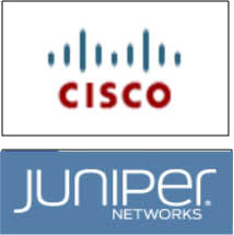 Tragedy or Comedy, When Cisco Faces Juniper