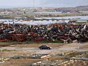 Earthquake,Tsunami Devastate Japan