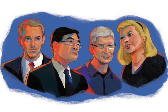 Twelve Global Executives to Watch in 2012