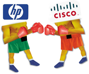 IT Demands More of Networks, Rivalry between Cisco & HP More Intense