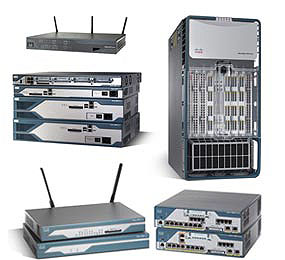 Cisco routers, Perfect network solutions